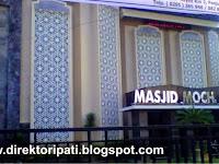 Masjid Moch Dahlan dan Sekretariat Muhammadiyah Pati