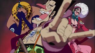 Daftar Tokoh dan Karakter Manga/Anime One Piece