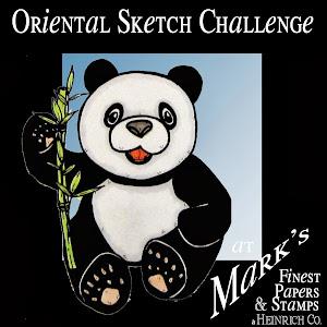 MFP SpeedyTV Oriental Sketch Challenge