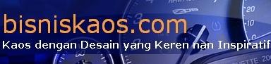 Bisniskaos.com Pusat Grosir Kaos
