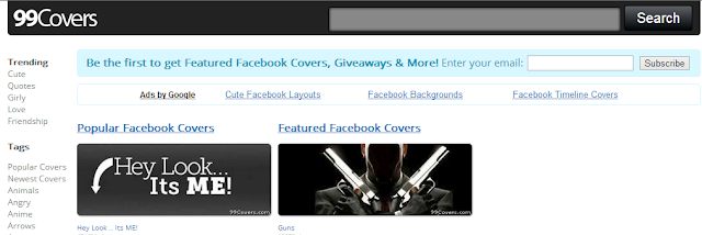 مواقع تقدم لك صور احترافية لحسابك على الفيسبوك