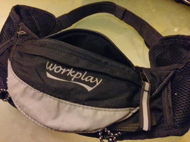 Workplay Bags FleetfootII running waist bag