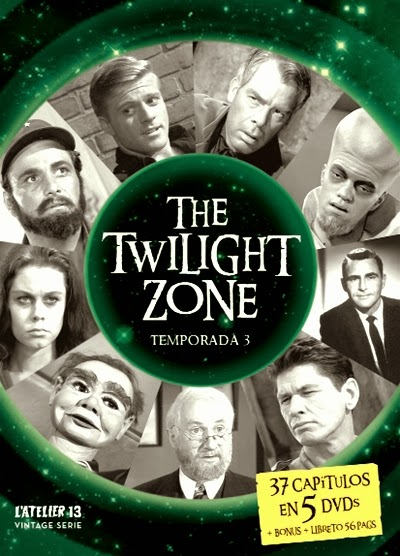 La tercera temporada de The Twilight Zone disponible a partir del 28 de octubre