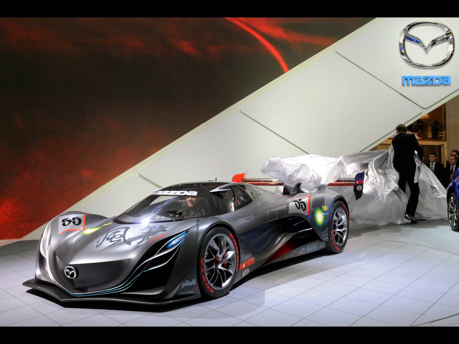 New 2011, 2012 Mazda Car Models ~ Automotive Cars