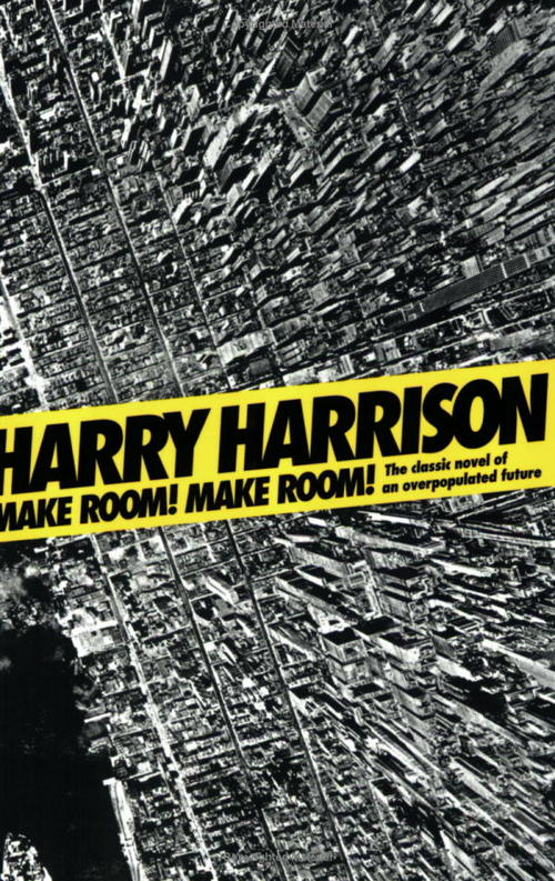 The book review make room make room by harry harrison for The make room