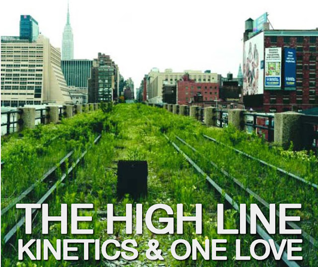 "the high line album art Kinetics & One Love   ""The High Line"" (MP3 Download)"