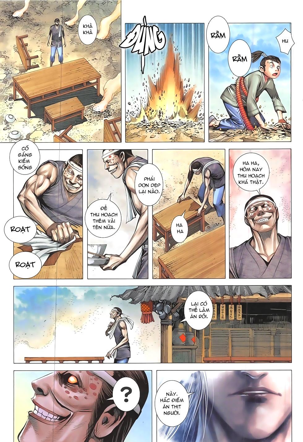 Tây Du chap 10 Trang 25 - Mangak.info