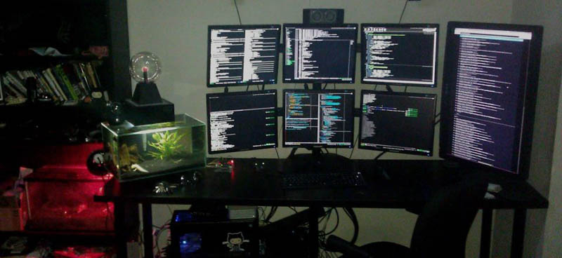 The World In Pictures 18 Computer Stations Truly Amazing