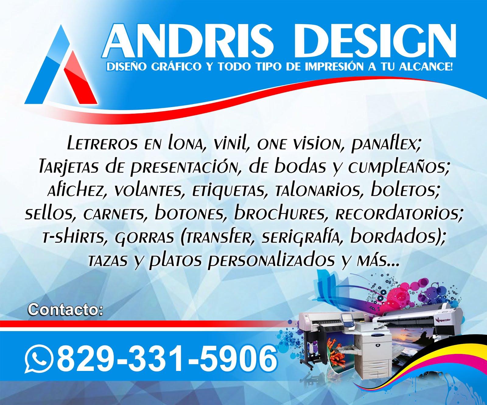 ANDRIS DESIGN