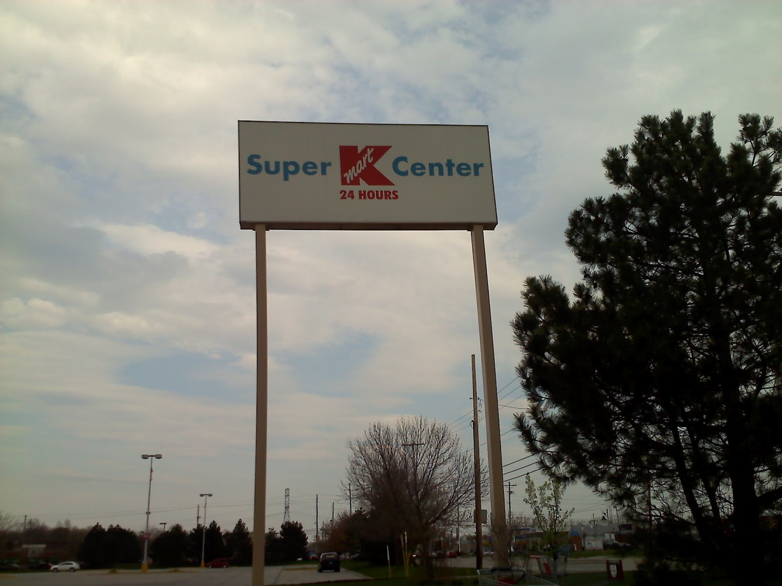 Dead and Dying retail: Lorain, Ohio Kmart Supercenter