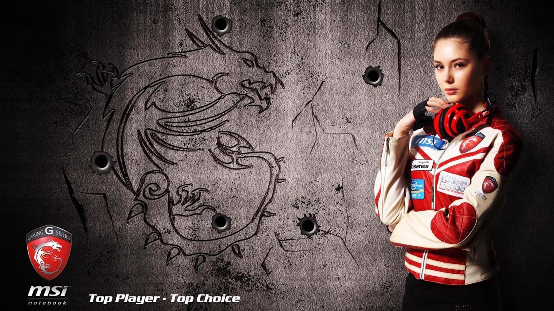 Beautiful girl model msi dragon j05 hd wallpaper beautiful girl mode dragon logo msi headphone widescreen hd wallpaper j05 voltagebd Images