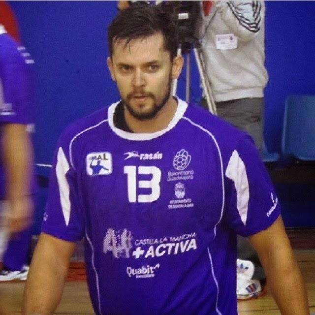 Ales Silva abandona el BM Guadalajara, pasará por el quirófano en Brasil | Mundo Handball