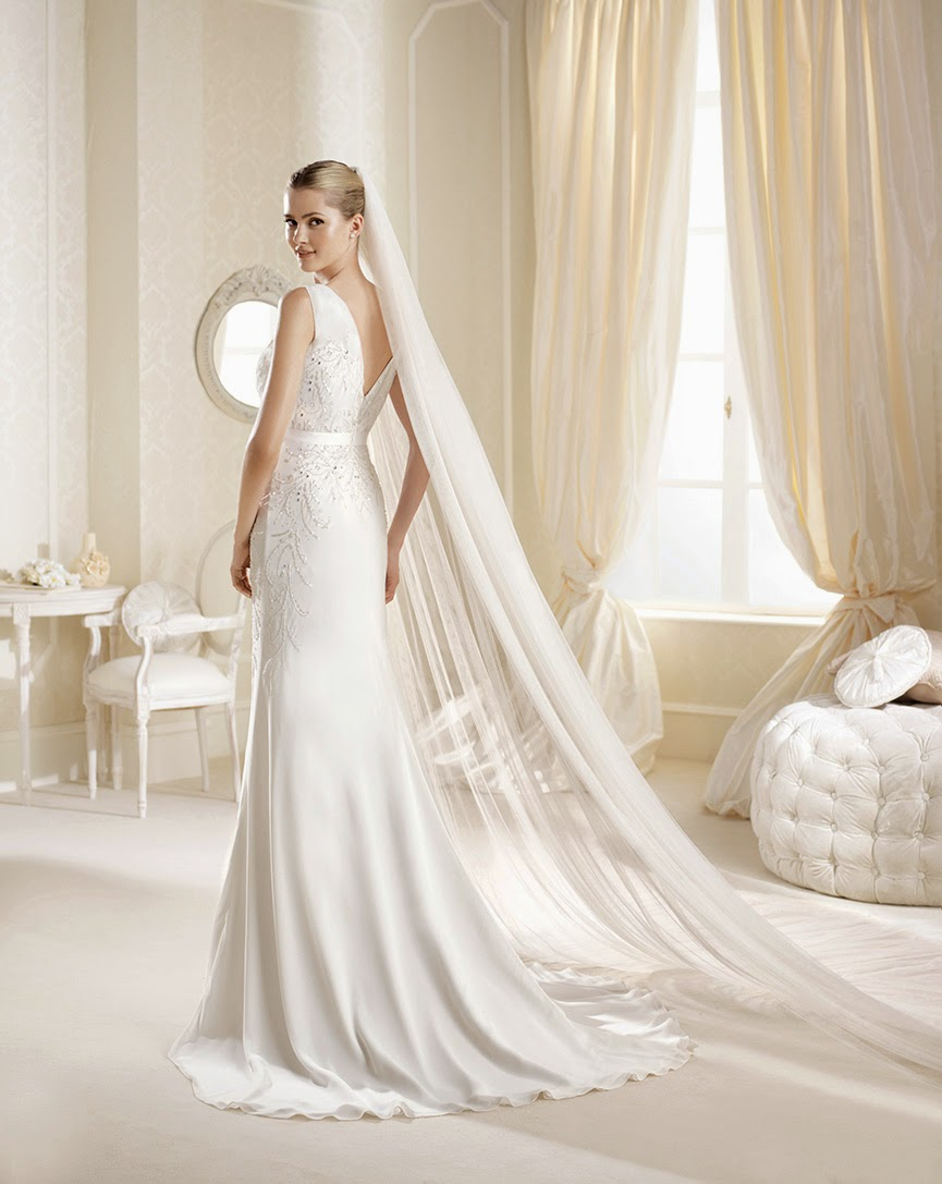 ibirit mermaid wedding dress la sposa 2014