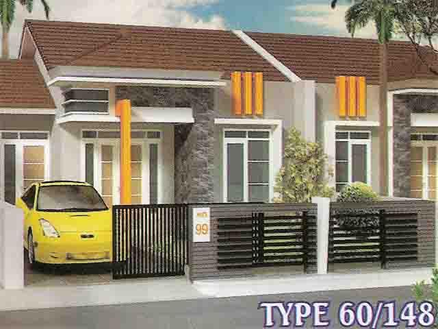 gambar desain rumah minimalis type 60 gambar rumah