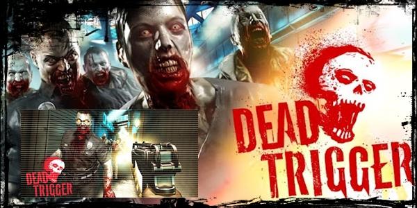Dead Trigger game terbaik untuk Nexus 7