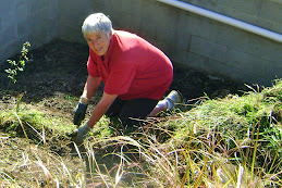 Sue is our Gardener.