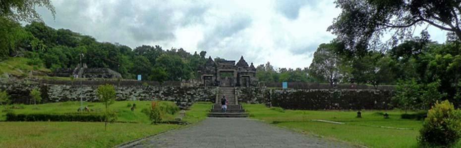 yogyakarta to see_ratu boko ancient kingdom