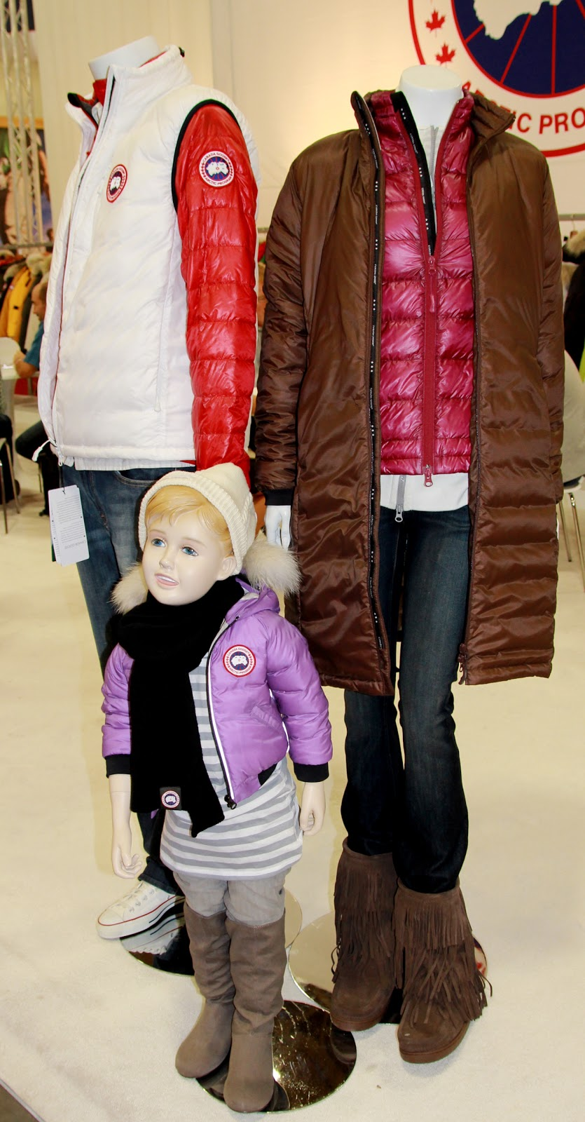 Canada Goose jackets outlet shop - LYRA MAG.: CANADA GOOSE CAPSULE COLLECTION Spring 2012