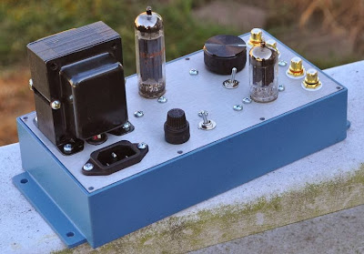 4S Universal Preamp for 12A_7 Tubes