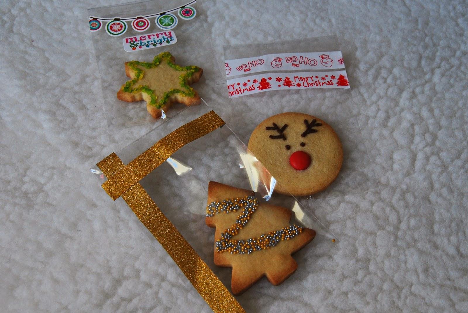 Galletas navideñas 1