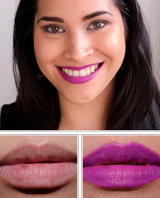 mac batom lipstick heroine temptalia