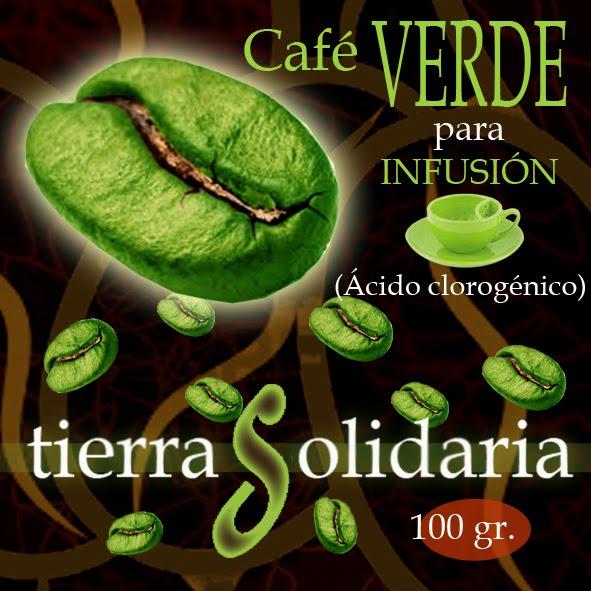 Café verde lo mejor para su salud