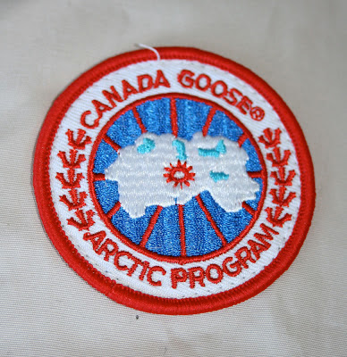 canada goose badge for sale