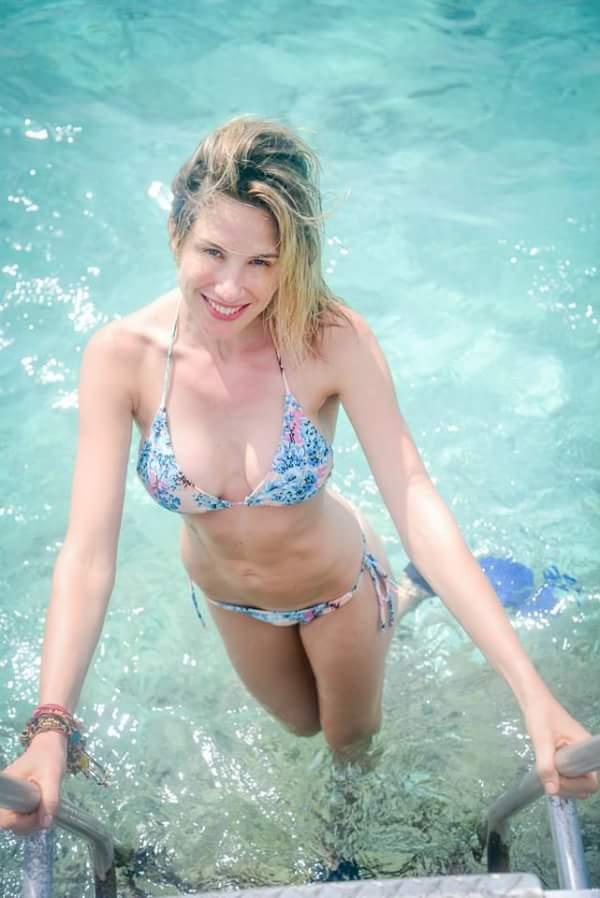 Sexy big ass bikini