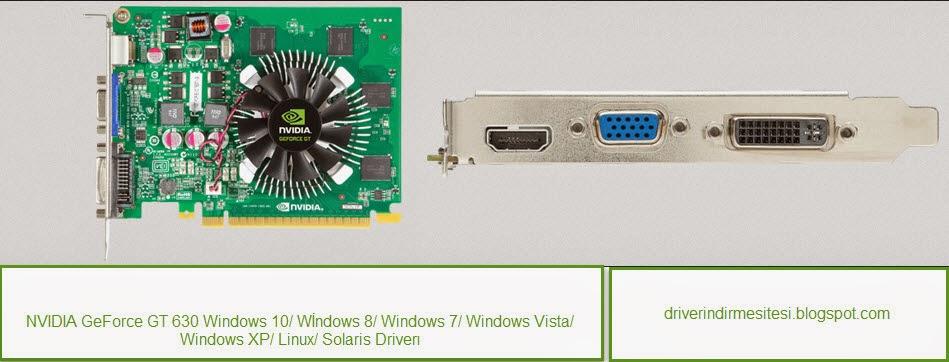Download Driver Nvidia Geforce Gt 630 Windows 7 64 Bit