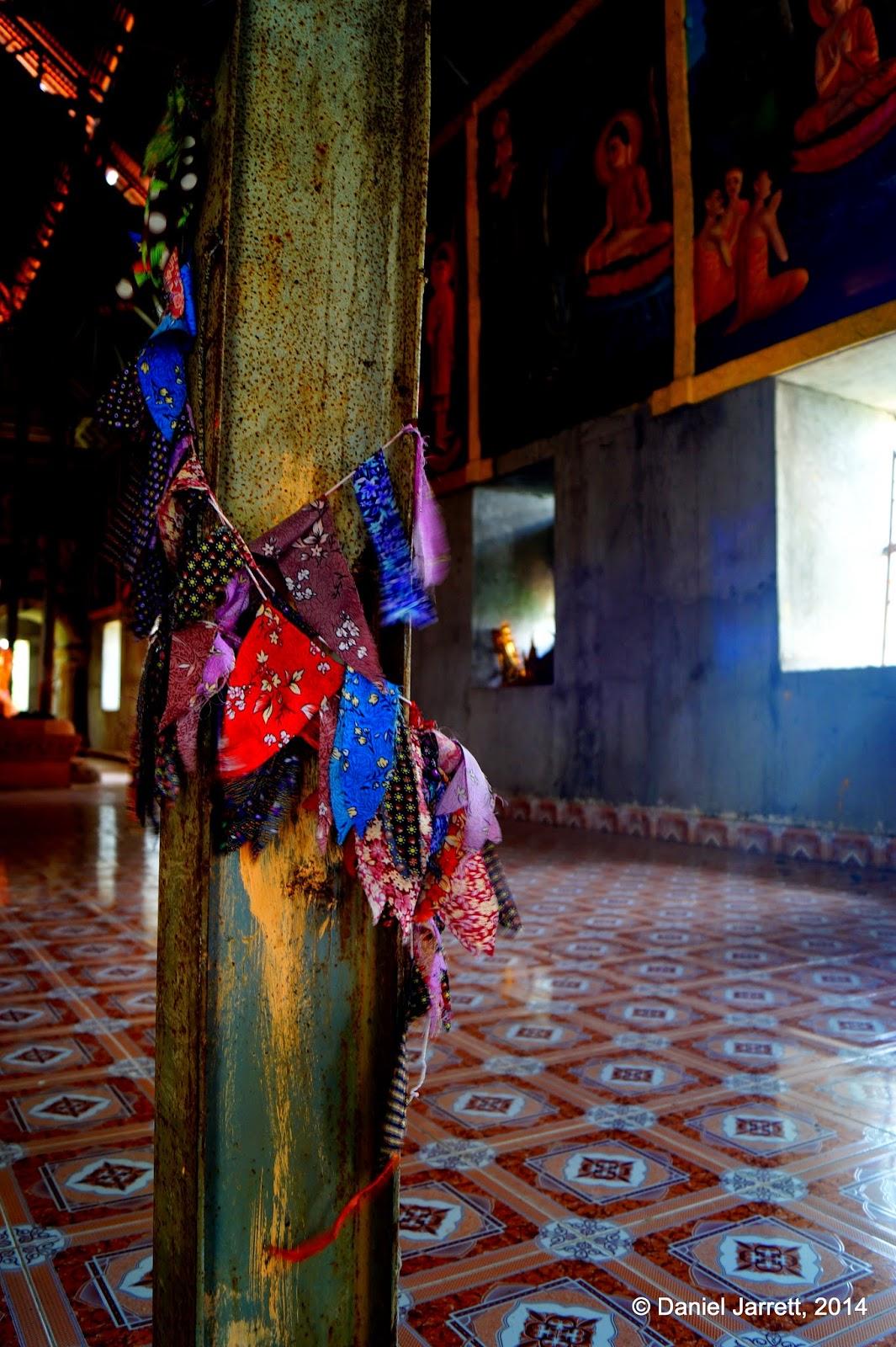 Vihear Preah Ath Roes, Phnom Oudong, Cambodia