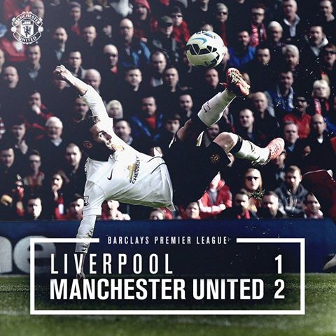 Liverpool vs Manchester United 1-2 VIDEO Gol
