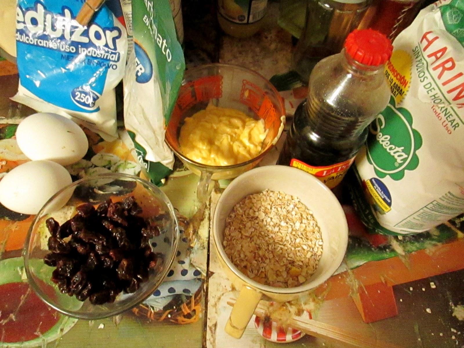 Cocina f cil rica y sana galletas de cornflakes avena y for Cocina facil y rica