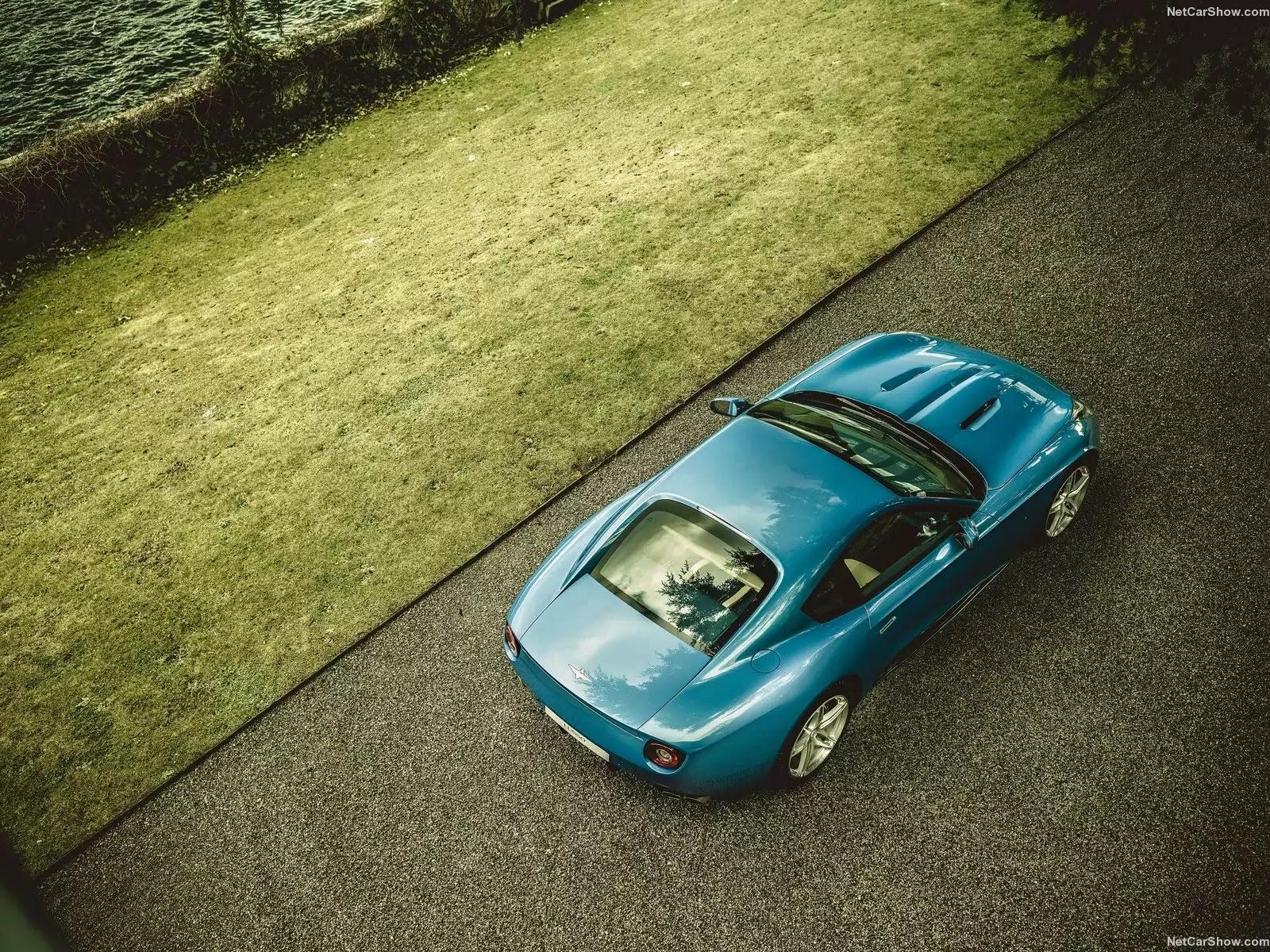 Hình ảnh siêu xe Ferrari F12 Berlinetta Lusso by Touring 2015 & nội ngoại thất