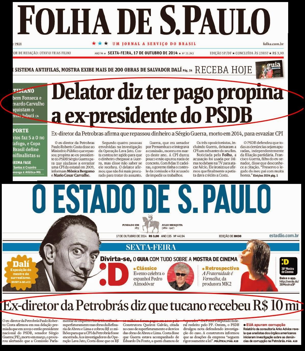 Ex-presidente do PSDB usou CPI para extorquir propina, diz delator. Hoje Aécio é presidente do PSDB