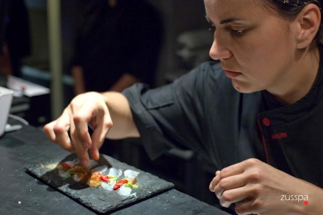 Divulgação: Anna Lins, a nova Chef Executiva da Go Natural - reservarecomendada.blogspot.pt