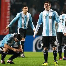 argentina empato con colombia