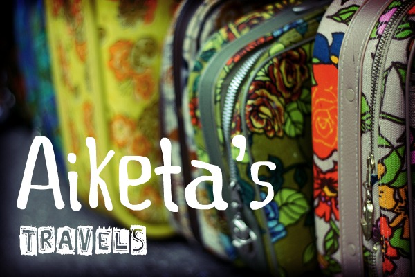 Aiketa's travels