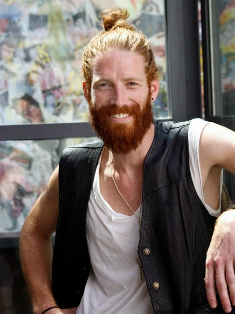 Redhead men blog