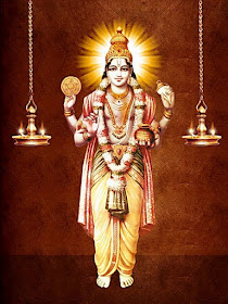 Dhanvantari - Deus Ayurveda