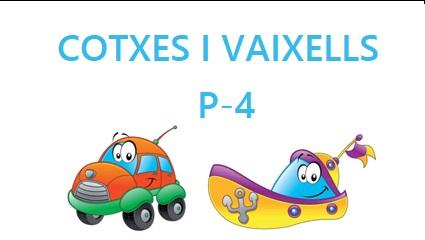 COTXES I VAIXELLS