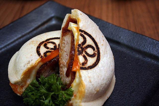 Maisen Tenderloin Katsu Pocket Sandwich