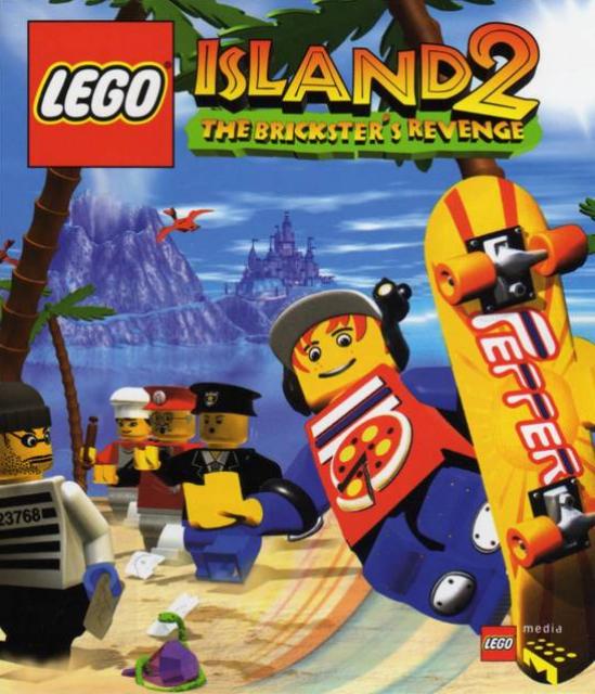 Lego island a retrospective