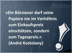Investiere mit André Kostolany