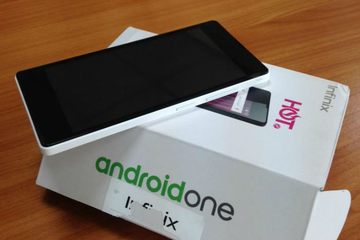 Pre-order Infinix Hot 2 Android One