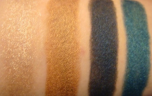 Swatches Eternity Shadow Mystic Legend de Cazcarra Ten Image