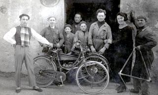 Il campanello della bici
