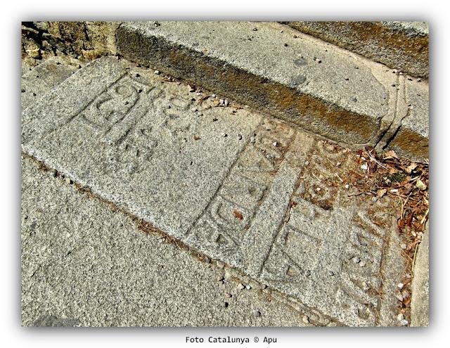 Lapidas tumbas Llívia