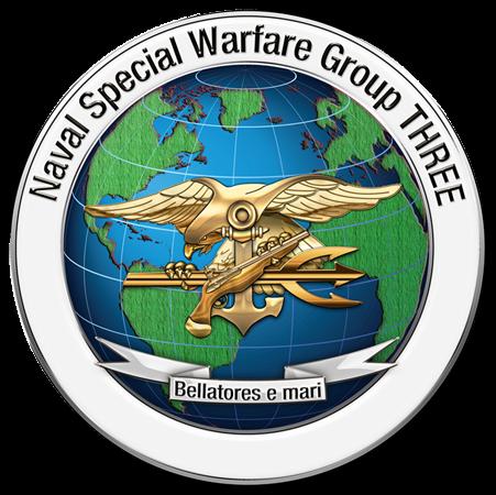 Military Insignia 3D : U.S. Navy SEALs