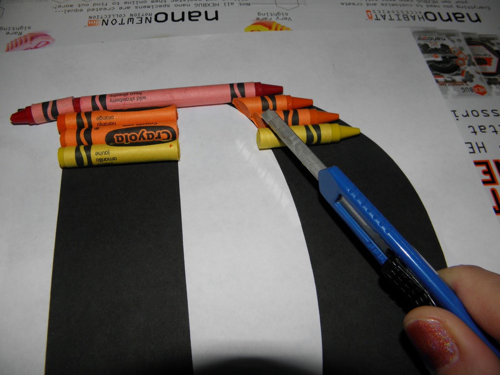 luvmytrio crayon monogram tutorial