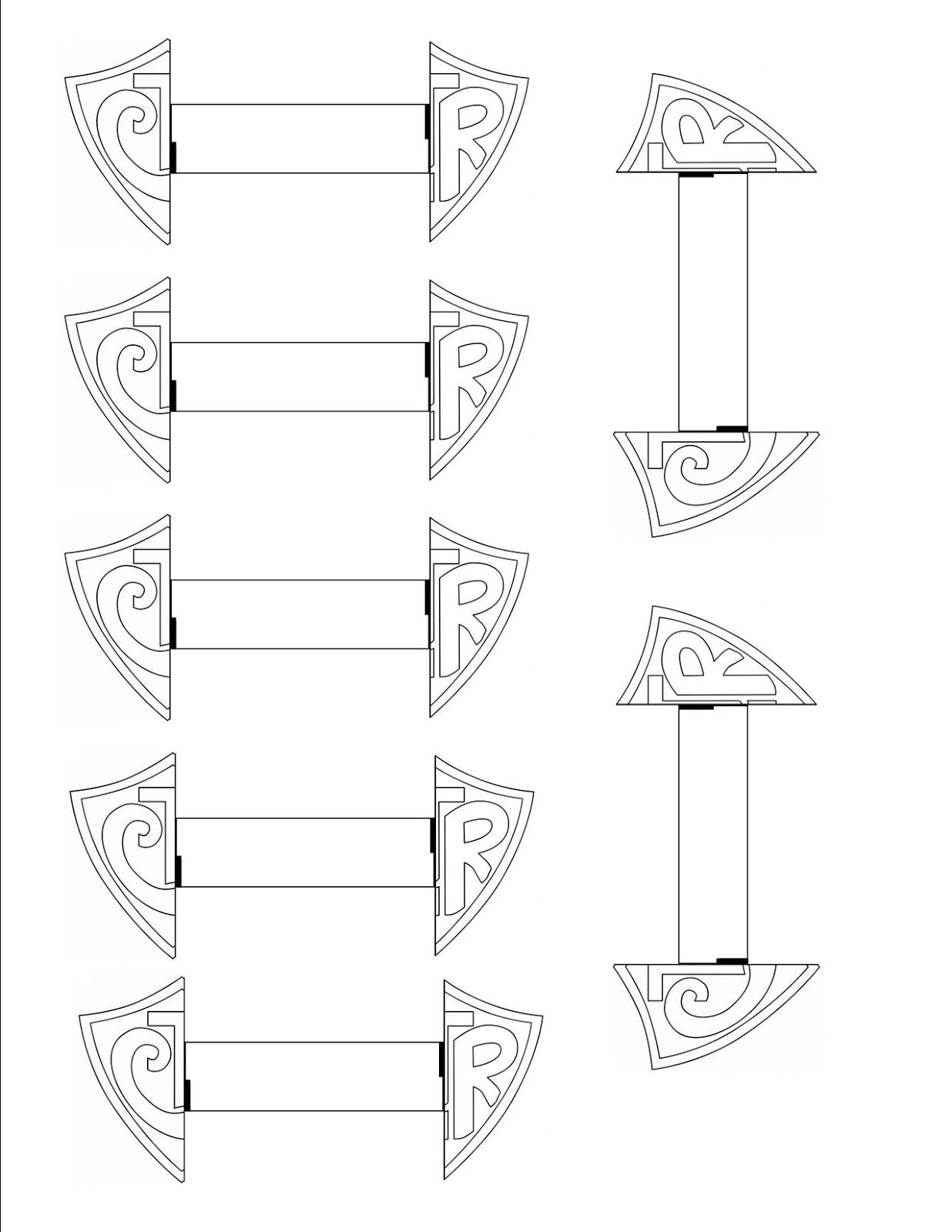 paper ctr rings